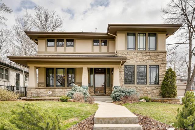1390 S Fillmore Street, Denver, CO 80210 (#3149135) :: Hometrackr Denver
