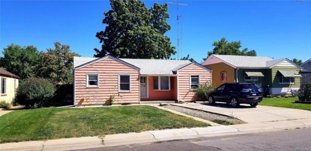 4760 Clayton Street, Denver, CO 80216 (#3149552) :: The Galo Garrido Group
