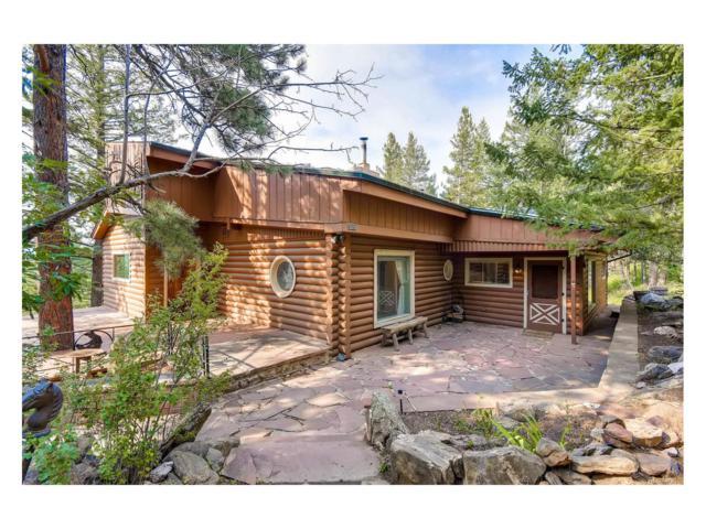 23070 Pinecrest Road, Golden, CO 80401 (#3149780) :: The Peak Properties Group