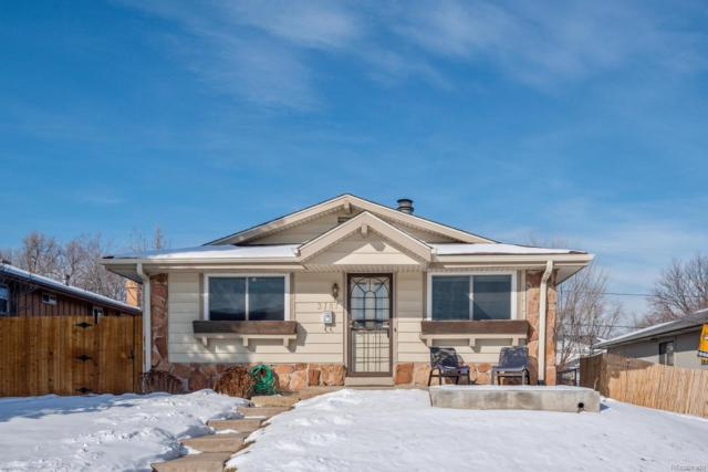 3181 S Downing Street, Englewood, CO 80113 (MLS #3149782) :: 8z Real Estate