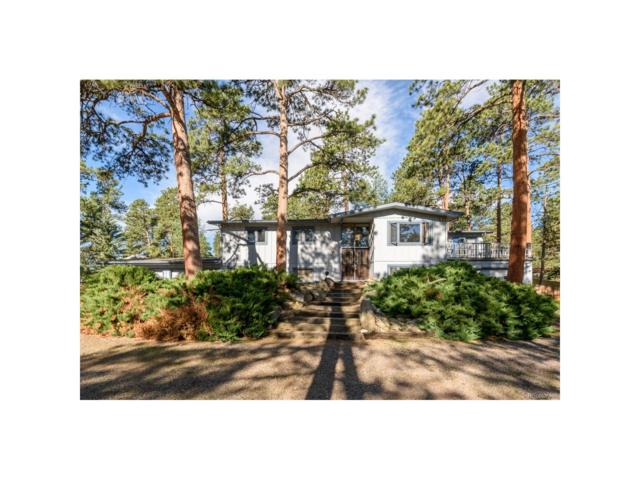 28371 Meadow Rue Road, Evergreen, CO 80439 (MLS #3149846) :: 8z Real Estate