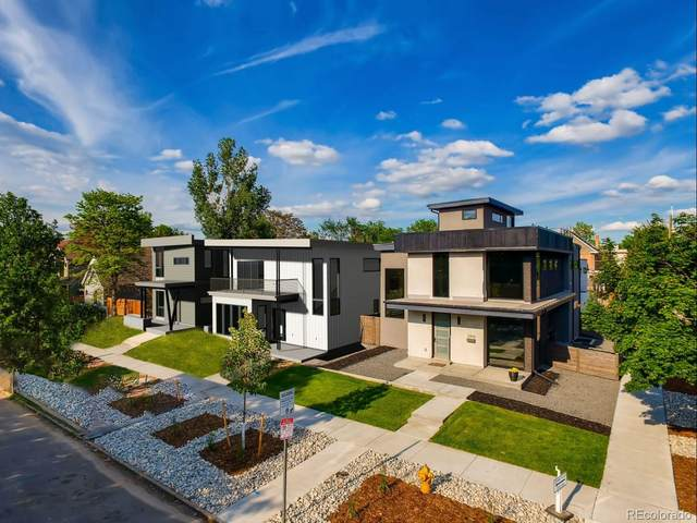2418 N Gilpin Street, Denver, CO 80205 (#3149953) :: The Brokerage Group
