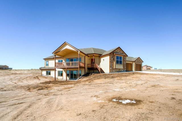 6215 Black Forest Drive, Elizabeth, CO 80107 (MLS #3151057) :: 8z Real Estate