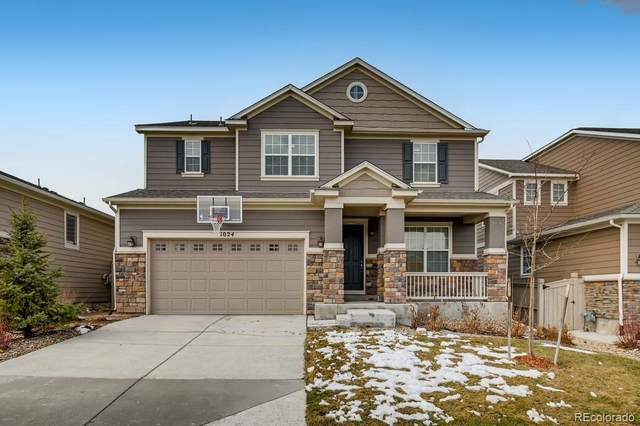 1024 Redbud Circle, Longmont, CO 80503 (MLS #3151241) :: Stephanie Kolesar