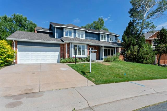5546 S Olathe Lane, Centennial, CO 80015 (#3151829) :: The Heyl Group at Keller Williams