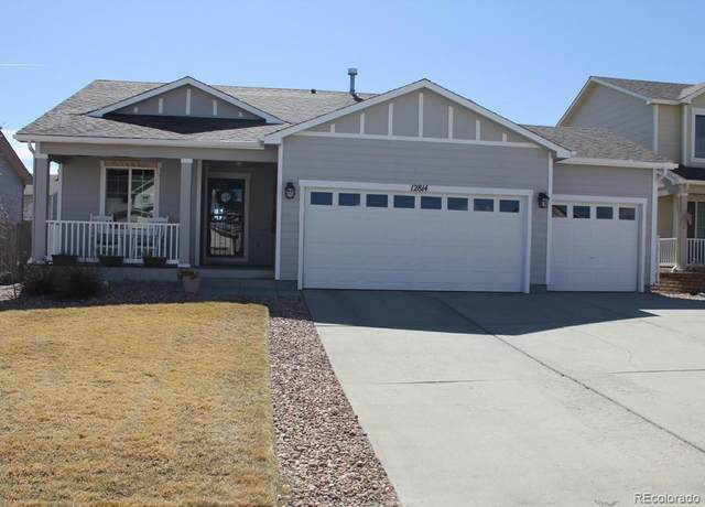 12814 Pine Valley Circle, Peyton, CO 80831 (#3151831) :: Arnie Stein Team | RE/MAX Masters Millennium