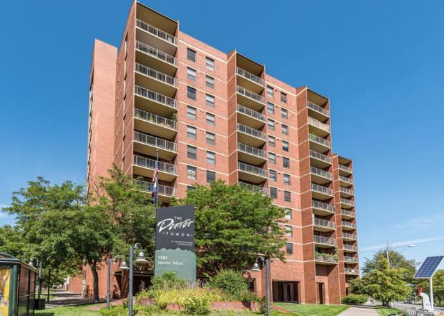 1301 Speer Boulevard #801, Denver, CO 80204 (MLS #3151939) :: 8z Real Estate