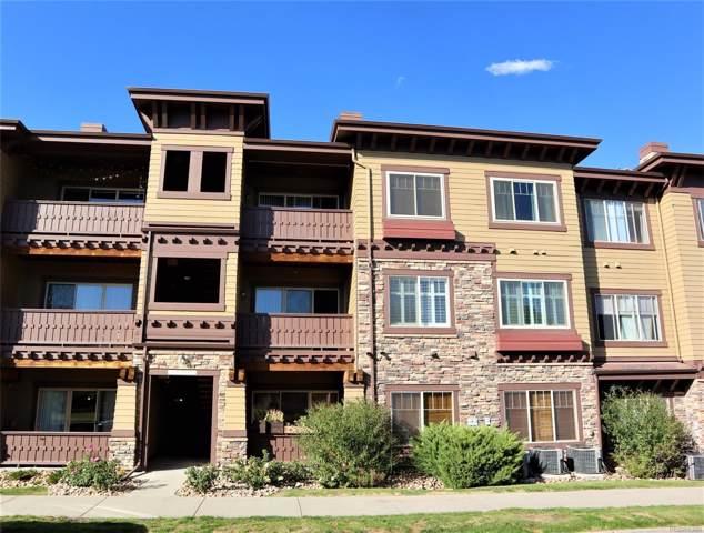 16650 Las Ramblas Lane J, Parker, CO 80134 (MLS #3151998) :: 8z Real Estate