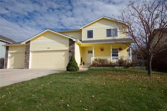 3386 White Buffalo Drive, Wellington, CO 80549 (#3152148) :: Bring Home Denver