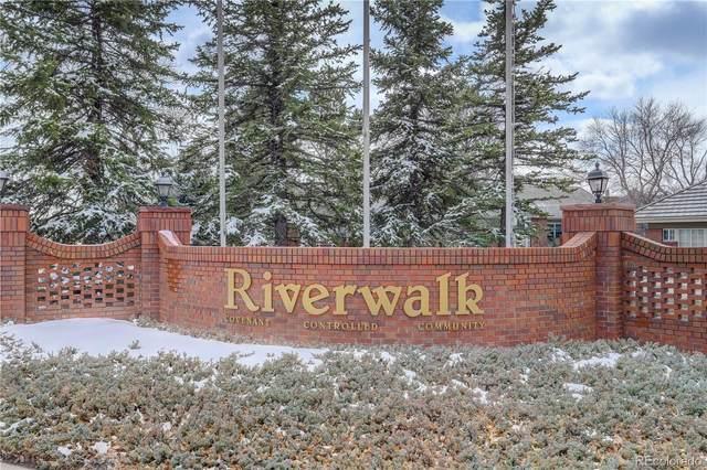 2894 W Riverwalk Circle B-102, Littleton, CO 80123 (#3152347) :: The DeGrood Team