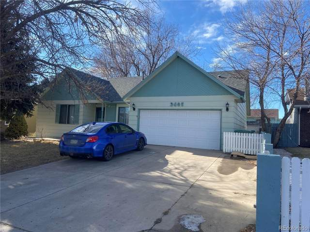 3405 Belmont Avenue, Evans, CO 80620 (MLS #3153032) :: Keller Williams Realty