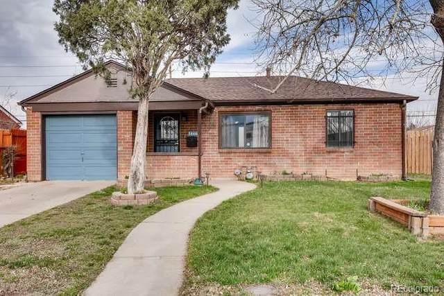 3860 Jackson Street, Denver, CO 80205 (MLS #3153047) :: 8z Real Estate