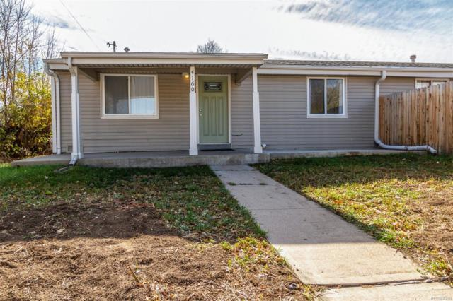 4160 W Walsh Place, Denver, CO 80219 (#3153428) :: My Home Team