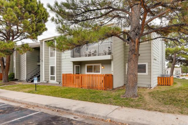 7220 S Gaylord Street C17, Centennial, CO 80122 (#3153671) :: The Griffith Home Team