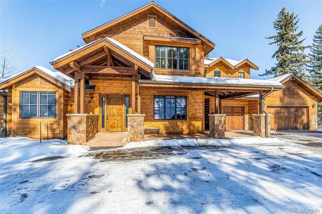 92 Whiskey Jay Hill Road, Evergreen, CO 80439 (#3153743) :: The DeGrood Team