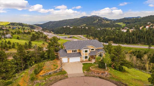 546 Buena Vista Road, Golden, CO 80401 (MLS #3154103) :: 8z Real Estate