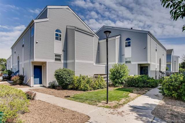 11107 E Alameda Avenue #201, Aurora, CO 80012 (#3154650) :: The DeGrood Team