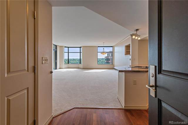 8100 E Union Avenue #903, Denver, CO 80237 (#3154938) :: Mile High Luxury Real Estate