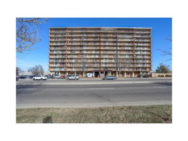 2225 Buchtel Boulevard #301, Denver, CO 80210 (#3155432) :: RE/MAX Professionals