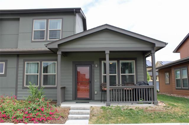 8015 Martin Luther King Boulevard, Denver, CO 80238 (#3156026) :: The HomeSmiths Team - Keller Williams