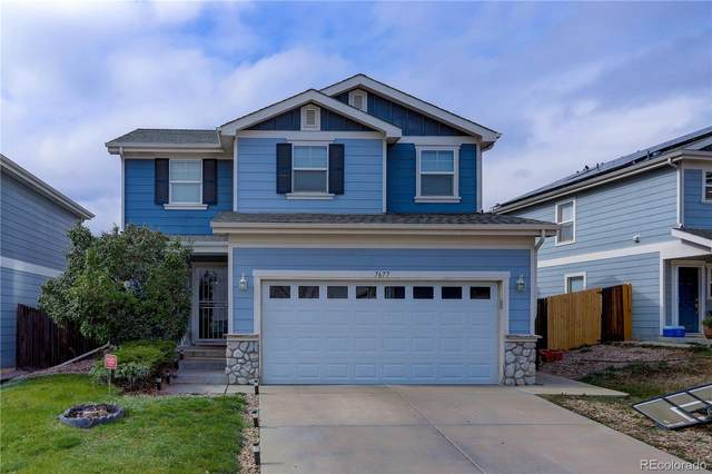 7677 Logan Street, Denver, CO 80229 (#3156235) :: The HomeSmiths Team - Keller Williams