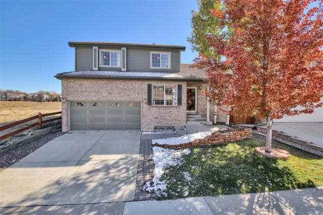 5034 Ashbrook Circle, Highlands Ranch, CO 80310 (#3156572) :: The Galo Garrido Group