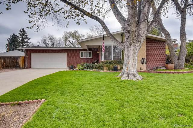 6168 S West View Street, Littleton, CO 80120 (#3156902) :: The HomeSmiths Team - Keller Williams