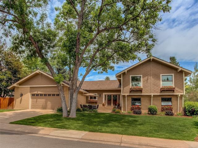 10869 E Crestridge Circle, Englewood, CO 80111 (#3157241) :: Bring Home Denver with Keller Williams Downtown Realty LLC