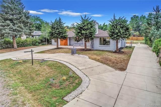 9840 W 36th Avenue, Wheat Ridge, CO 80033 (MLS #3157323) :: Find Colorado