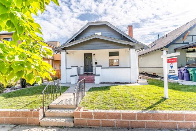 3708 Quivas Street, Denver, CO 80211 (#3157694) :: Real Estate Professionals