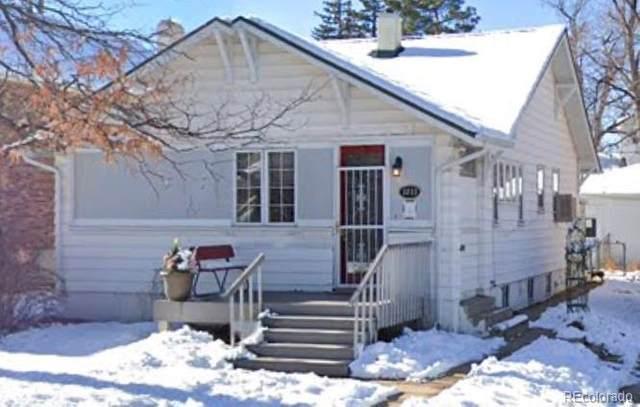 5033 N Tennyson Street N, Denver, CO 80212 (#3157983) :: Wisdom Real Estate