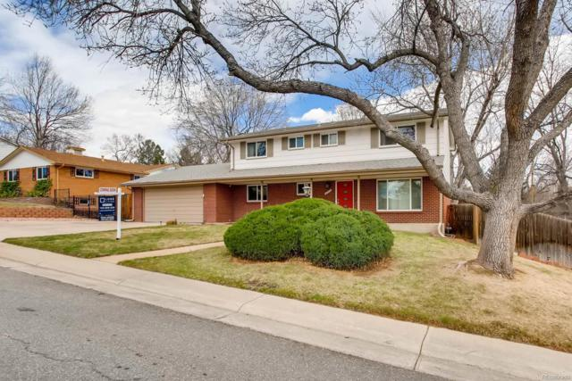 2742 S Knoxville Way, Denver, CO 80227 (#3158244) :: The Peak Properties Group