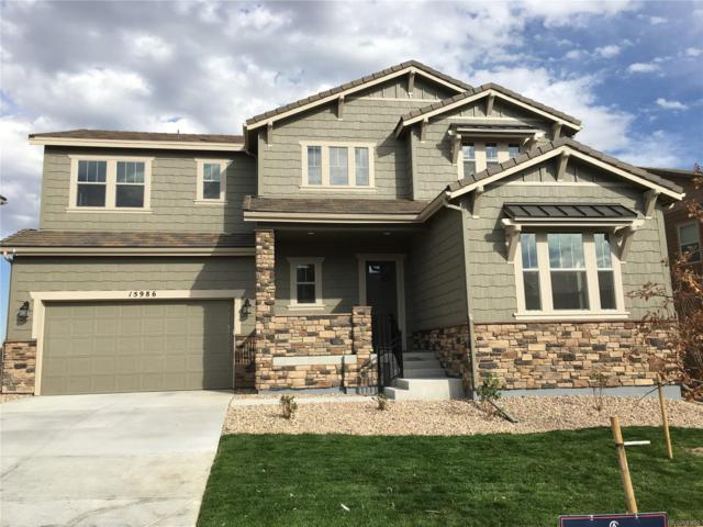 15986 Swan Mountain Drive, Broomfield, CO 80023 (#3158600) :: Structure CO Group