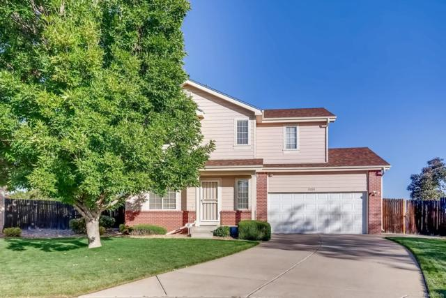 17035 E Florida Place, Aurora, CO 80017 (#3158801) :: The Heyl Group at Keller Williams