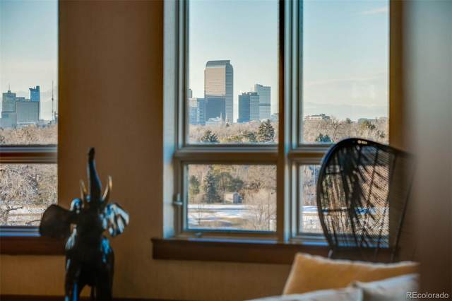 2400 E Cherry Creek South Drive #701, Denver, CO 80209 (#3158958) :: The DeGrood Team
