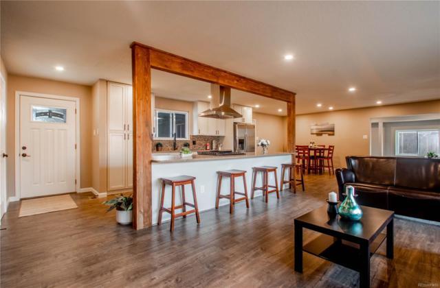 12345 W 32nd Avenue, Wheat Ridge, CO 80033 (#3159032) :: HomePopper