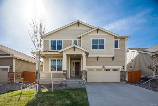 14948 Vienna Circle, Parker, CO 80134 (#3159309) :: Venterra Real Estate LLC