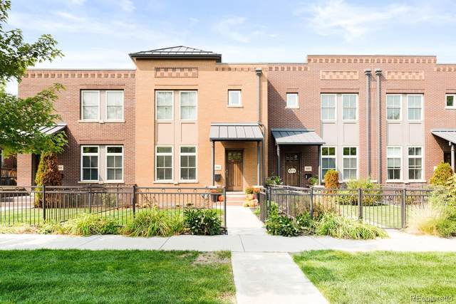 1941 S Logan Street, Denver, CO 80210 (#3159349) :: Chateaux Realty Group