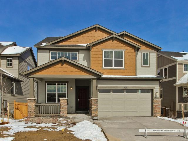 496 Hyde Park Circle #3, Castle Pines, CO 80108 (#3160059) :: Mile High Luxury Real Estate