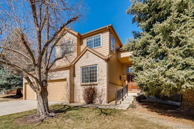 125 Estack Place, Highlands Ranch, CO 80126 (#3160272) :: The Gilbert Group