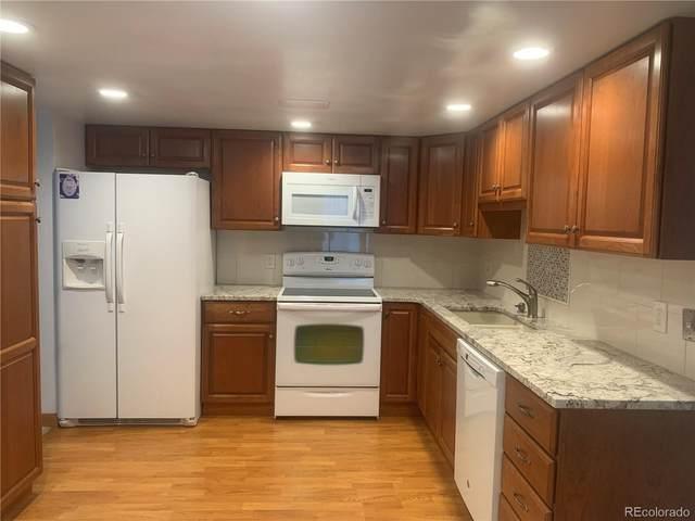 14102 E Linvale Place #305, Aurora, CO 80014 (#3160431) :: HomeSmart Realty Group