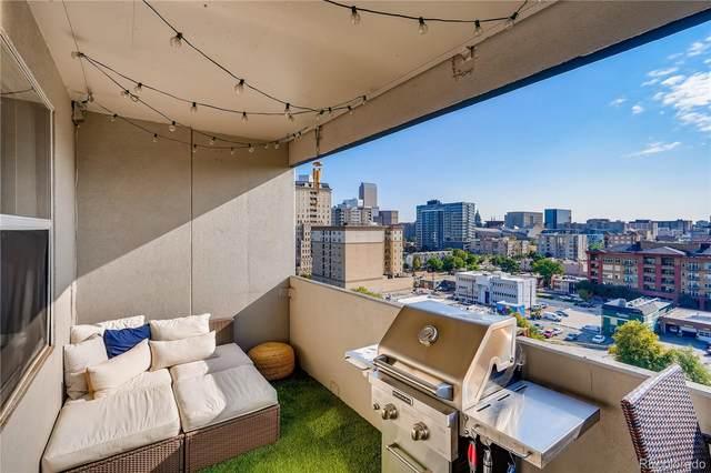 601 W 11th Avenue #1106, Denver, CO 80204 (#3160890) :: Compass Colorado Realty