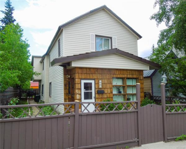 131 E 8th Street, Leadville, CO 80461 (#3160923) :: The Galo Garrido Group