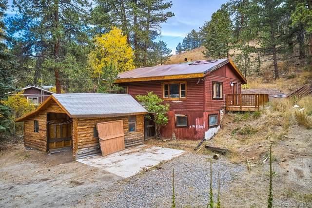 11083 Twin Spruce Road, Golden, CO 80403 (#3160938) :: James Crocker Team