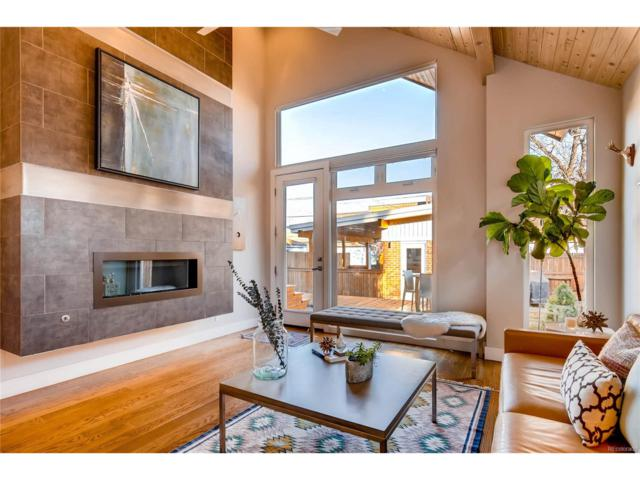 1910 S Grant Street, Denver, CO 80210 (#3161020) :: Thrive Real Estate Group