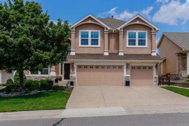11610 Coeur D' Alene Drive, Parker, CO 80138 (#3161188) :: The HomeSmiths Team - Keller Williams