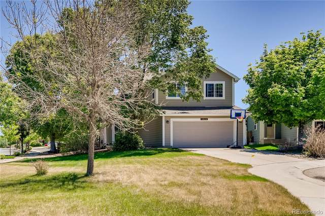 6868 Quincy Avenue, Firestone, CO 80504 (#3161316) :: The DeGrood Team