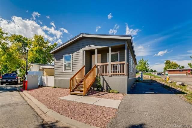 2901 11990 Grant Street #555 Street, Federal Heights, CO 80233 (#3161377) :: Portenga Properties