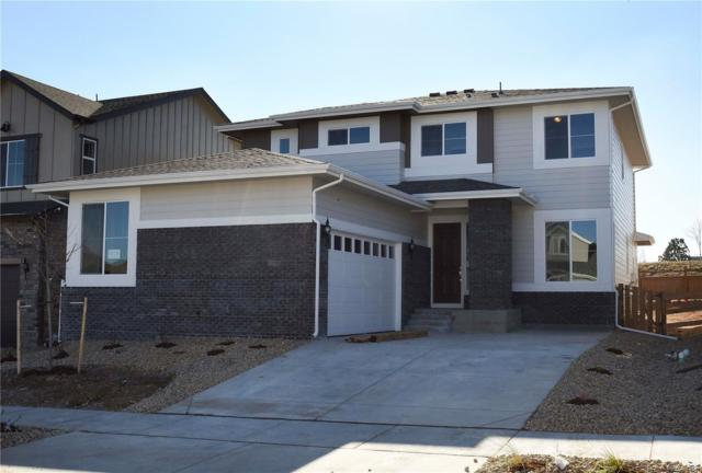 18750 W 92nd Drive, Arvada, CO 80007 (MLS #3161593) :: Bliss Realty Group