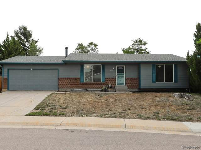 8733 W Star Drive, Littleton, CO 80128 (#3161664) :: Keller Williams Action Realty LLC